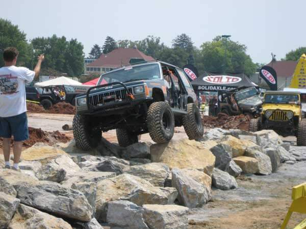PA All Breeds Jeep Show