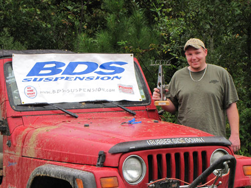 Automotive Gear and BDS attend the Louisiana Club Challenge