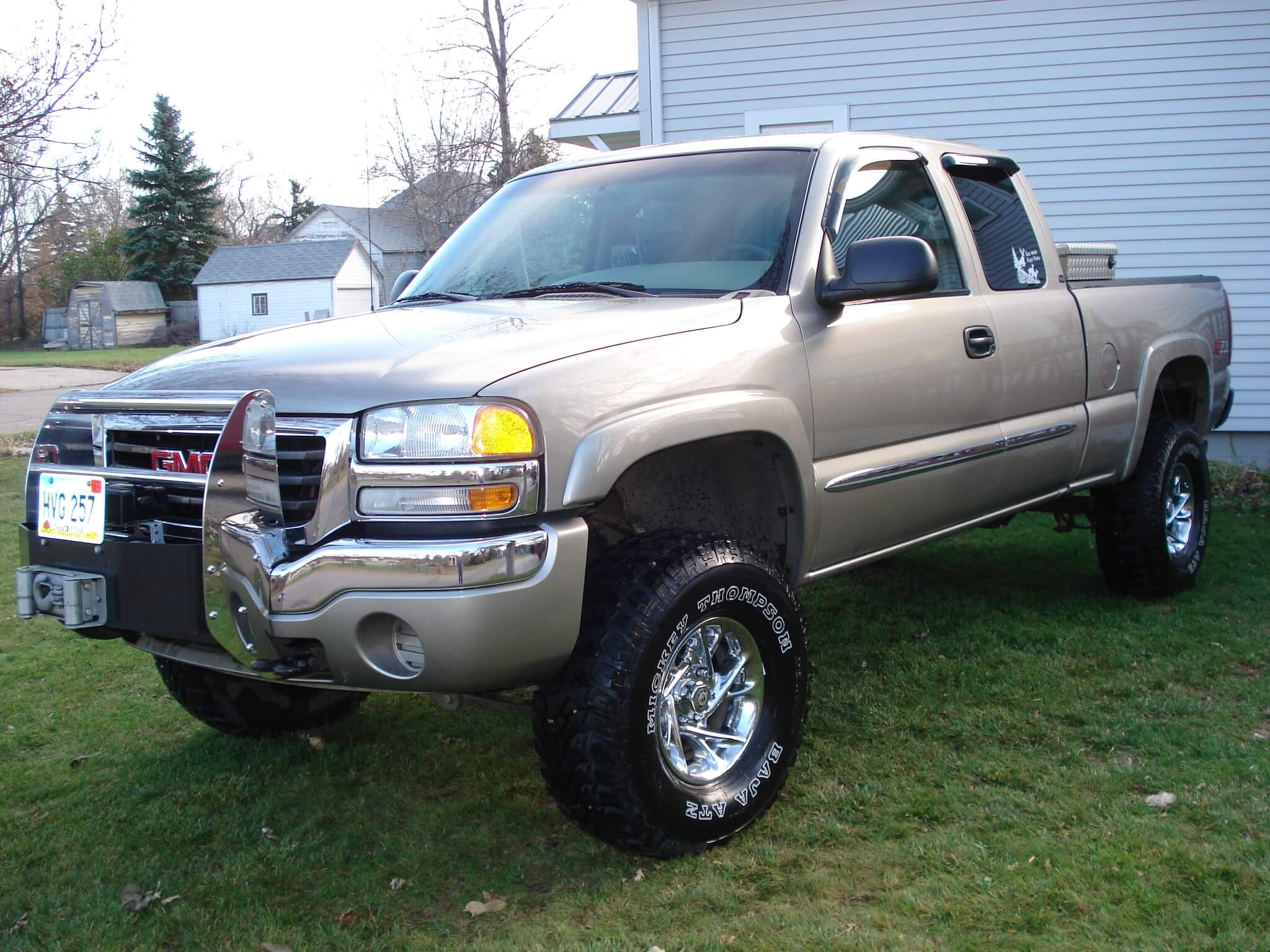A GMC Z71 To Be Proud Of