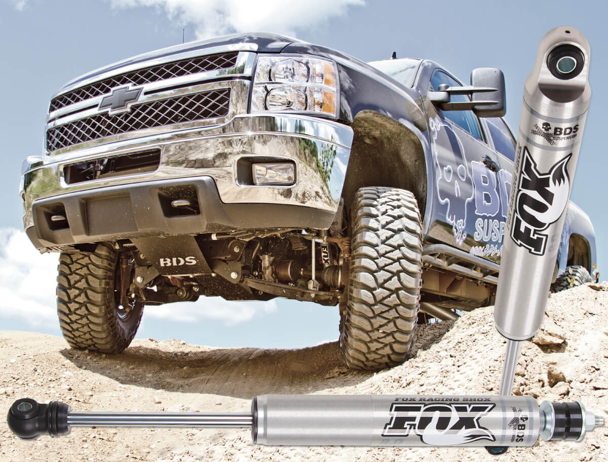 Press Release #113 - Fox 2.0 Performance Series Shocks for BDS Lift Kits