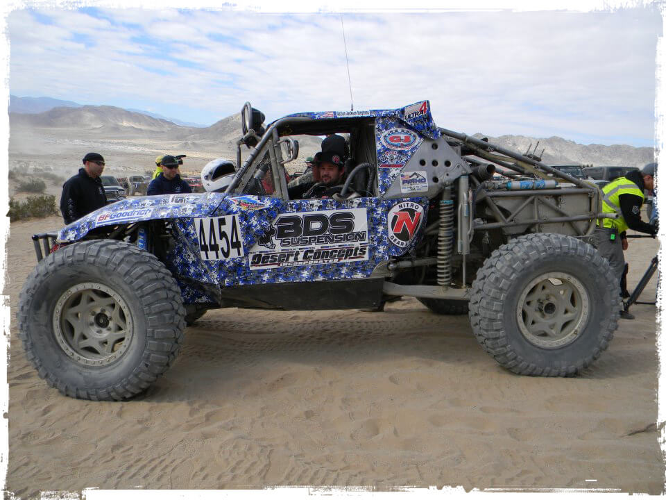 King of the Hammers Tomorrow!