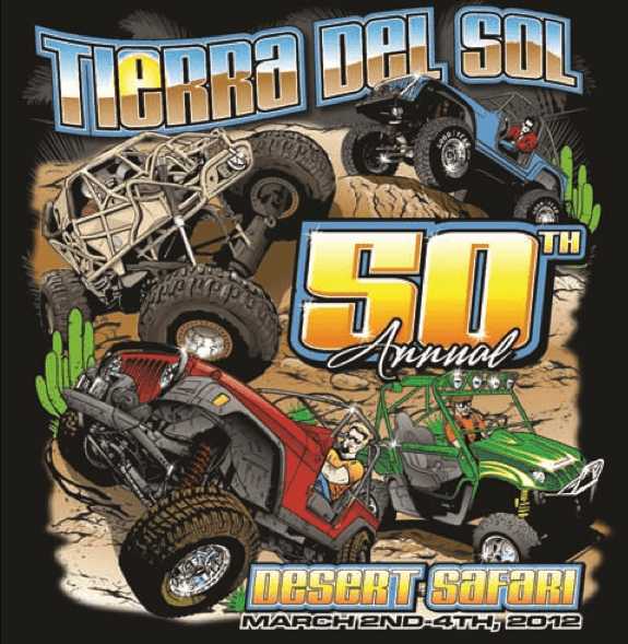 50th Annual Tierra Del Sol this weekend!