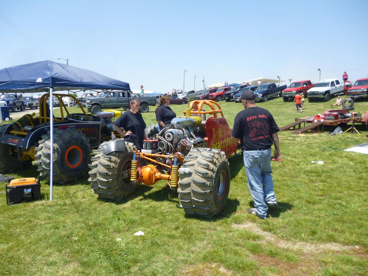Lima 4-Wheel Jamboree Recap