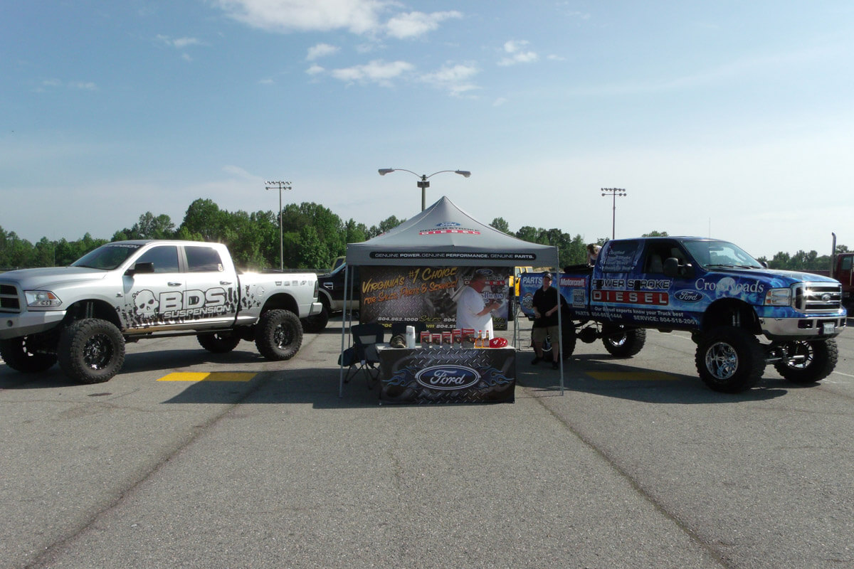 BDS at the East Coast Truckin' Nationals