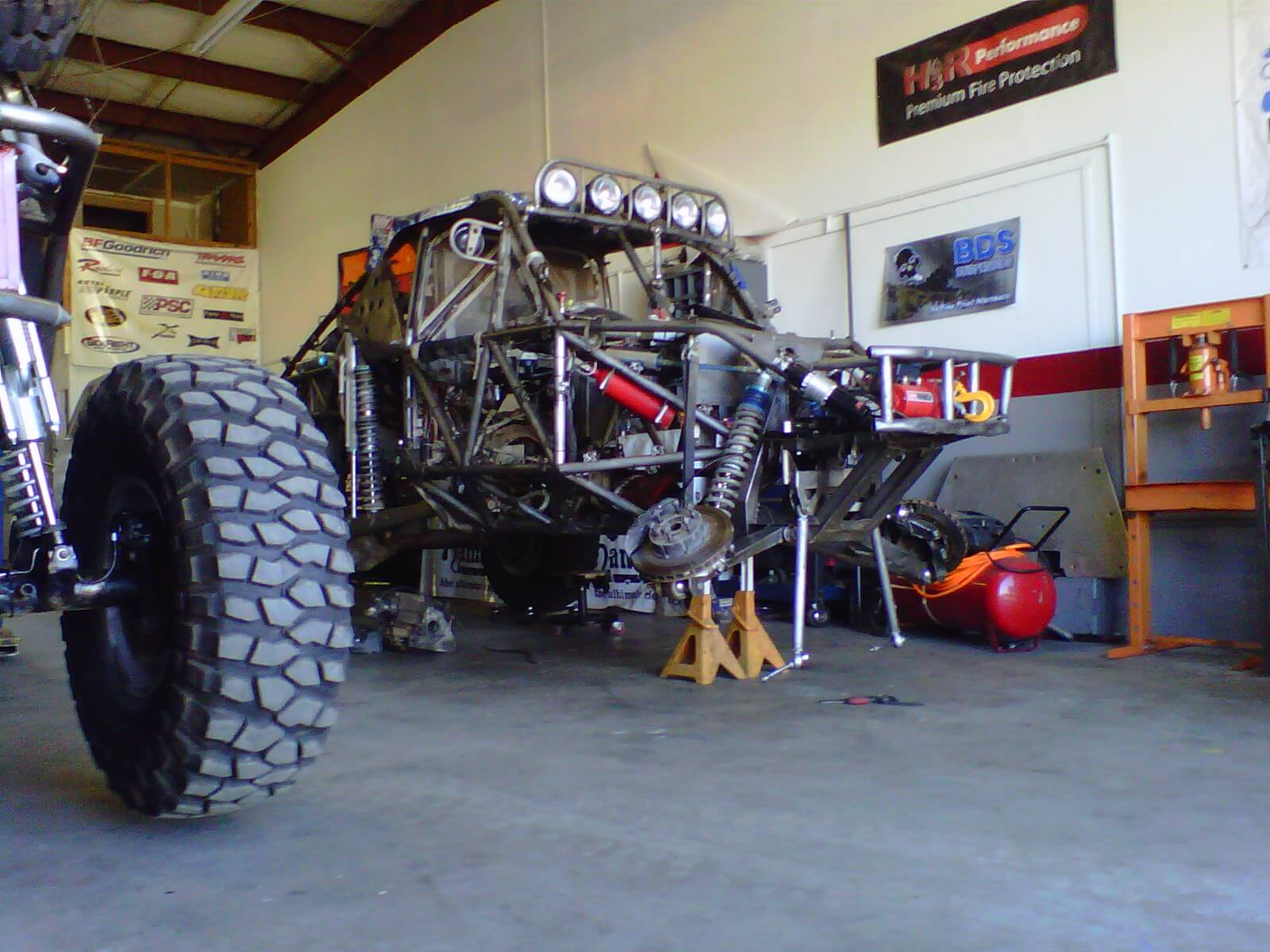 Team Desert Concepts heads to Cinco De Baja Race