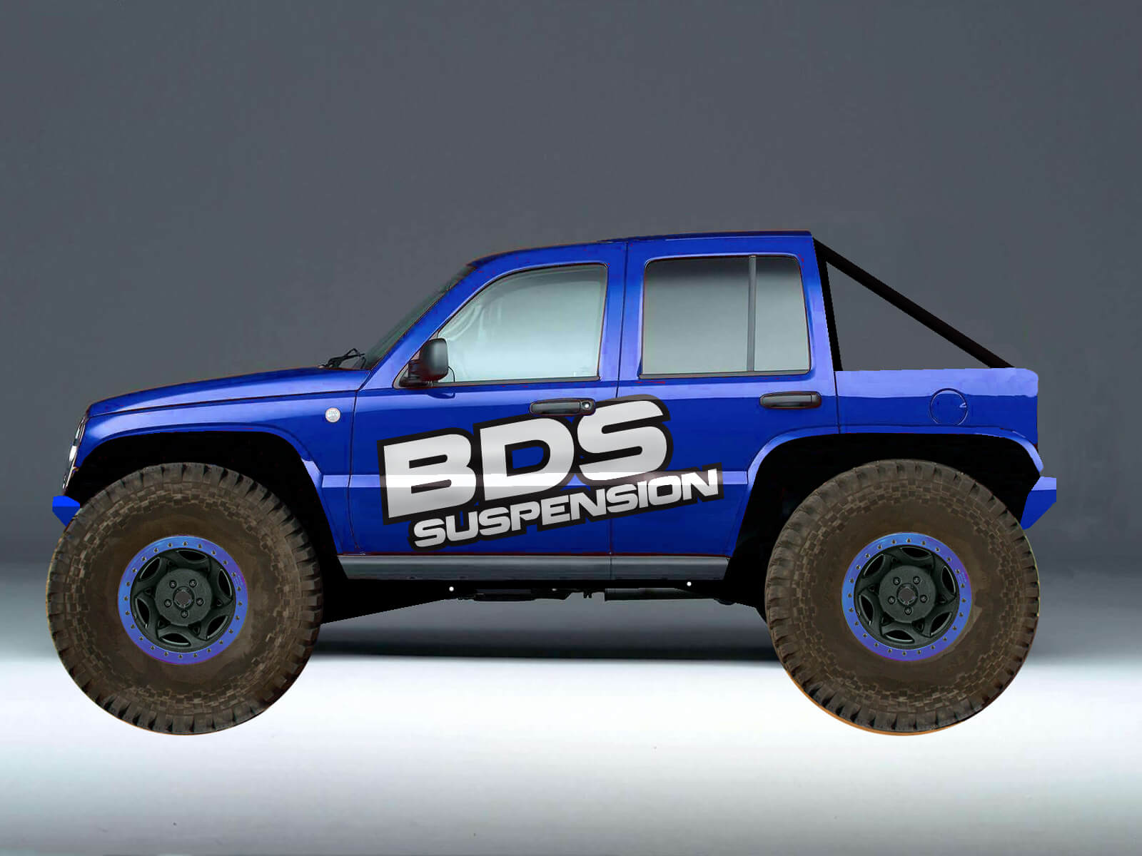 BDS is the official suspension of the 2013 Ultimate Adventure!