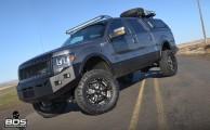 SEMA Trucks: Diamond Eye's F150