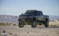 SEMA Trucks: Seaside's No Limitz Super Duty