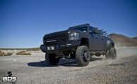 SEMA Trucks: Freedom Fighter turned Big Thug