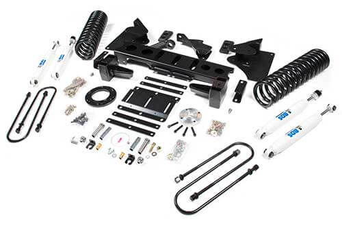 BDS Suspension lift kit 699H