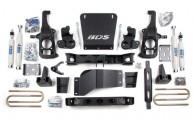 BDS Suspension lift kit 196H