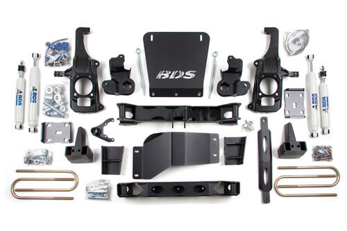 BDS Suspension lift kit 196H
