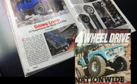 XJ Long Arm Install in 4Wheel Drive Magazine
