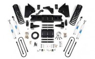 "PRESS RELEASE #173: 2013-2014 DODGE RAM 3500 - GAS TRUCK 5.5"" LIFT KITS"