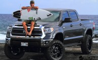 Pro Surfer Shane Dorian's Expedition Tundra