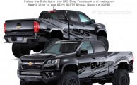 BDS's last minute SEMA build: 2015 Chevy Colorado
