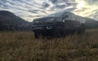 BDS's 2000-Mile Roadtrip to SEMA in the 2015 Colorado