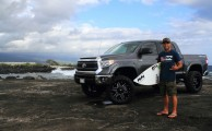 DUB Magazine feature with Pro Surfer Shane Dorian