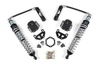 Fox Remote reservoir coilover upgrade kit