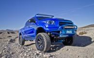 Project Trucks: Daley Visual's BlueChrome Tundra