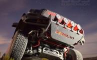 Devolro takes on Dakar in a 2015 Toyota Tundra