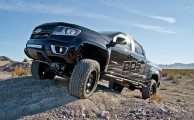 BDS Colorado in Truck Trend Magazine
