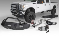BDS's Newest Project: F250 Super Duty
