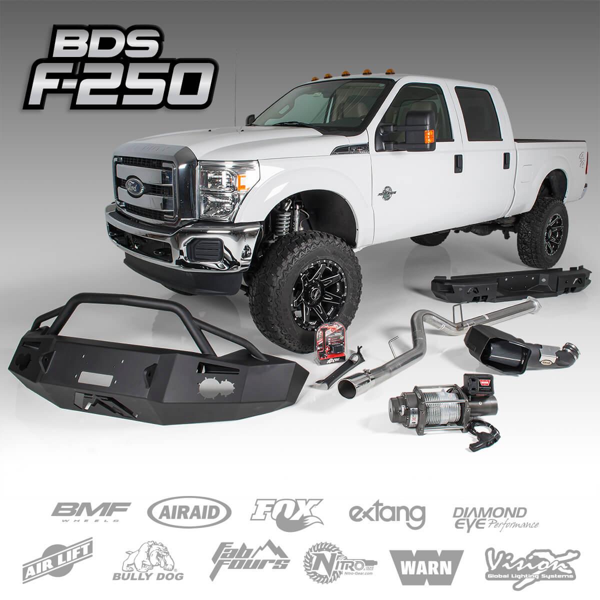 BDS F250