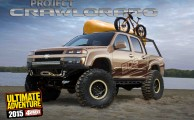 2015 BDS Ultimate Adventure Vehicle Winner!