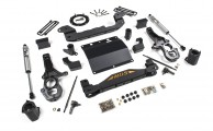 BDS New Product Announcement #208: First to Market 2015 Colorado Lift Kits