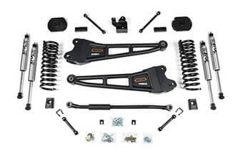 BDS 1624F Ram lift kit