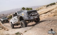 BDS F250 takes on Moab, UT