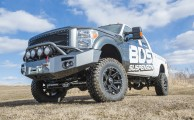 The BDS F250 ready for action!
