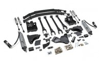 "BDS NEW PRODUCT ANNOUNCEMENT #211: 6"" COILOVER 4-LINK KITS FOR SUPER DUTY TRUCKS"