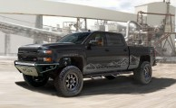 BDS SEMA Build - 2015 Chevy HD