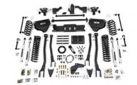 BDS New Product Announcement #225: 2014-2016 RAM 2500 8'' Lift Kits