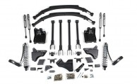 BDS New Product Announcement #226: F250 DSC Coilover System