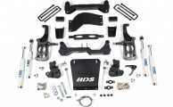 BDS NEW PRODUCT ANNOUNCEMENT #236: 2016 CHEVY/GMC 2500HD LIFT KITS AVAILABLE