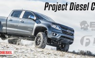 Project Diesel Colorado, BDS/Fleece Build, Part 1