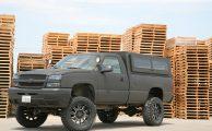 Truck Trend Mag Tech Story - Zombie Apocalypse Prepped Silverado HD