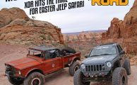 BDS Project KJ wheeling on the XOR Moab Madness