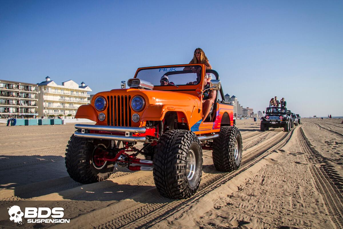 Ocean City Jeep Week >> 2016 Ocean City Jeep Week Bds