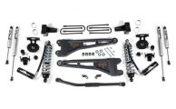 """BDS New Product Announcement #256: Super Duty 2.5"""" Coilover Conversion System"""