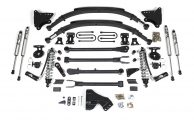 """BDS New Product Announcement #259: Super Duty 4"""" Coilover Conversion Systems"""