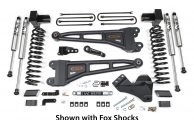 "BDS New Product Announcement #262: 2017 Ford Super Duty 4"" Radius Arm Lift Kits"