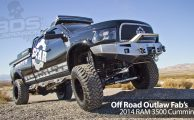 BDS Featured Truck: ORO Fab's 2014 RAM 3500 Cummins