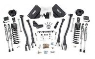 "BDS New Product Announcement #266: Air Ride RAM 2500 4"" Lift Kits"