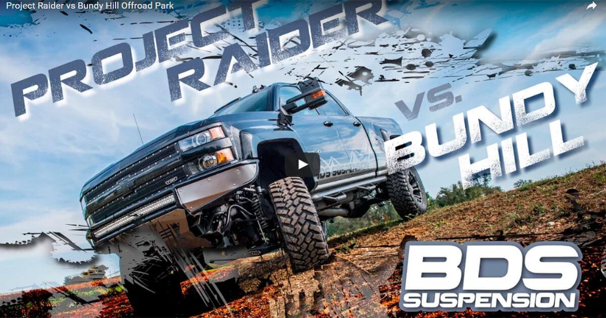 Project Raider vs Bundy Hill Offroad Park