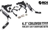 "BDS New Product Announcement #274: Chevy/GMC HD 6.5"" Coilover Upgrade Kits"