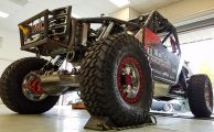 Preparing for King of the Hammers 2017